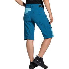 VAUDE Moab III Shorts Women kingfisher